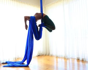 Aerial Sling - 12ft -  Royal Blue