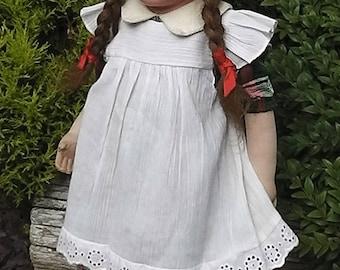 "Antique / vintage Kathe Kruse doll No. VIII ""Ilsebil"",Kathe Kruse Doll,German Doll, Kruse Doll,"