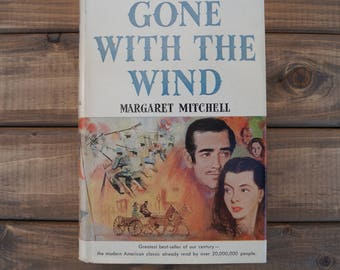 Gone With The Wind - Margaret Mitchell - 1954