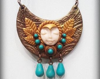 Goddess Nature Necklace