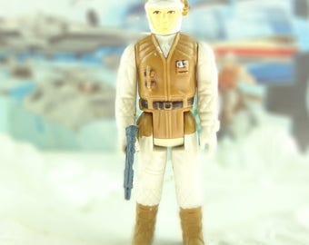 Rebel Soldier In Hoth OutfitStar Wars Action Figure 1980 The Empire Strikes Back