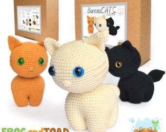 Escargot / Snail - Amigurumi Crochet Kit - HELIX
