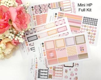 Pink Pumpkin MINI Happy Planner Full Kit   [00393]