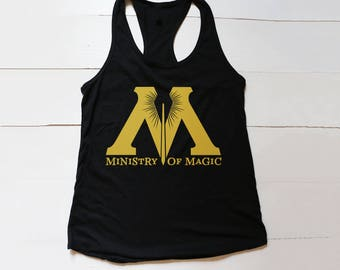 Ministry of Magic - Tank Top | Harry Potter