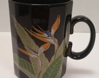 Bird of Paradise Otagiri Coffee Mug