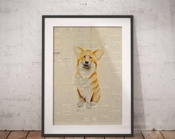 Toy Dog Wall Art | Toy Dog Poster, Terrier Wall Art, Cocker Spaniel Art, Hound Wall Art, Pomeranian, Beagle Poster, Poodle Wall Art