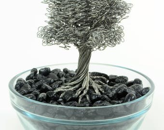 Stainless Steel Wire Tree #6
