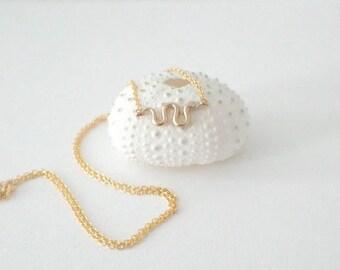Gold Snake Choker Necklace, Gold Necklace, CZ Necklace, Layering Necklace, Minimalist Necklace, Snake Necklace, Charm Necklace