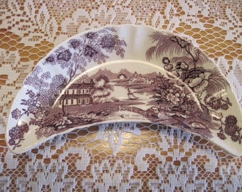 Royal Staffordshire  Tonquin Bone Dish - Item #1525