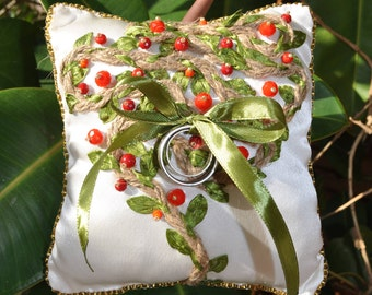 NEW!!! wedding pillow wedding ring pillow wedding gifts gifts for & Boho ring pillow   Etsy pillowsntoast.com