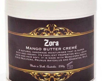Mango butter creme