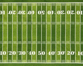 Sports Life Football Field in the color Grass