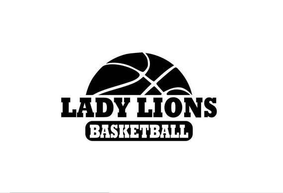 Lady Lions svg svg Lady Lions Basketball Basketball svg