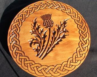 Thistle;Scottish Symbol;Scottish Thistle;Celtic Symbol
