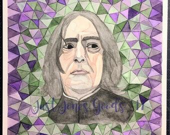 Always - Snape Tribute - Giclee Print