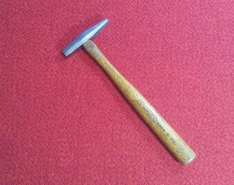 Vintage Stanley Tack Hammer No. H304 5 Ounce Made In USA Magnetic Upholstery Hammer Tool
