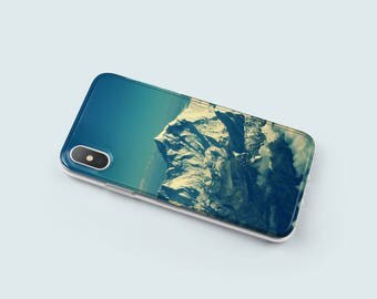 iPhone 8 Case Mountain, iPhone 7 Plus Case, iPhone 8 Plus Case,iPhone 6S Case,Phone Case For iPhone,Birthday Gifts For Her,Tech Gifts -KT051