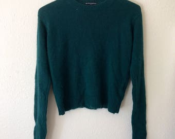 SALE****** Brandy Melville Green Knitted Sweater
