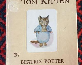 Beatrix Potter Book -The Tale of Tom Kitten