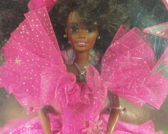 1990 Happy Holidays Barbie African American
