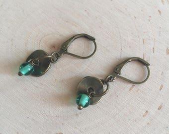 Model Grevena - earrings-earrings