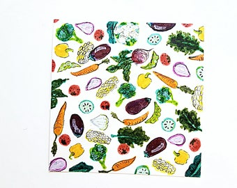 Eat Your Veggies - All Occasions Card