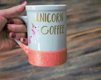 unicorn, unicorns, unicorn coffee, spirit animal, unicorn gift, coffee mug, funny coffee mug, coffee cup, unique coffee mug, gift for friend