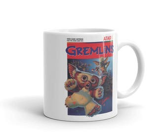 Atari Gremlins Mug