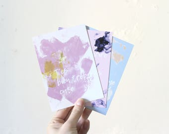 "Card ""Spread Love"""