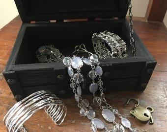 Gothic jewelry box Etsy