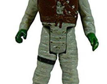 Vintage Star Wars 1983 Return of The Jedi Klaatu 65-Back figure
