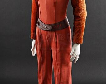 Star Trek DS9 Bajoran Kira Jumpsuit Uniform Replica Costume
