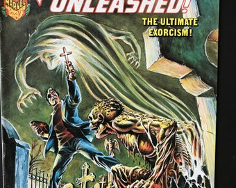 Monsters Unleashed #11 - 1975  ~ Price Reduced!!