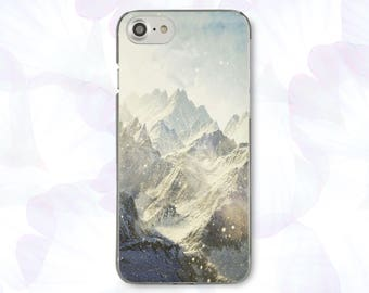 Mountains iPhone 6S Case iPhone SE Case iPhone 5S Case For Samsung Galaxy S7 Case 7 Plus iPhone Case iPhone 7 Case For Samsung S8 CBB1563