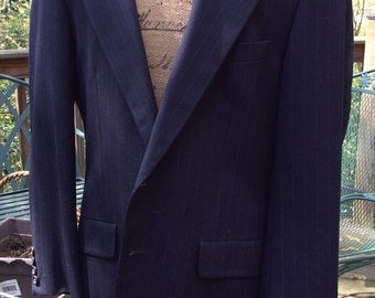 Hickey-Freeman Suit - Finest, Pristine Condition - Fifteen Hundred Dollars if New- small