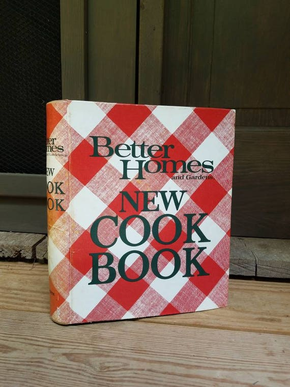 70 39 s better homes and gardens vintage new cookbook - Vintage better homes and gardens cookbook ...