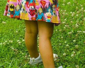 Superhero Girls Skirt