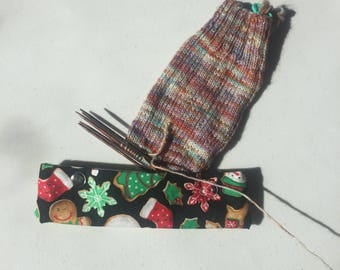 Needle Cozies - Assorted Patterns
