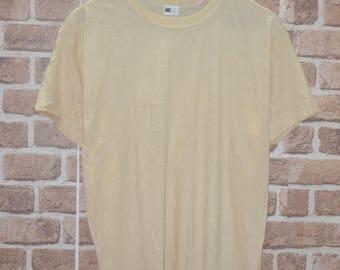 Vintage Issey miyake designer studio plain short sleeve shirt