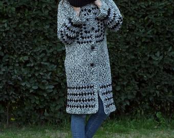 coat with merinos
