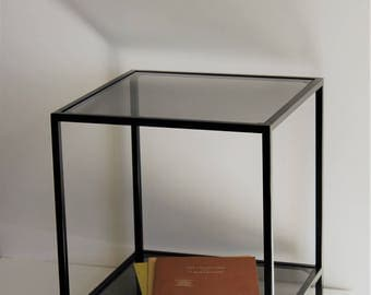 End Table . Night Stand . Coffee Table . Glass
