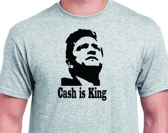 Cash is King T Shirt