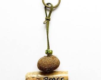 """Peace"" 17562 keychain"