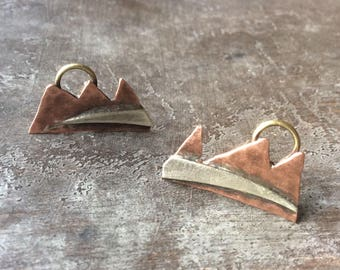 Recycled Mountain Studs