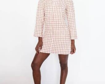 Vintage 60s Mini Dress