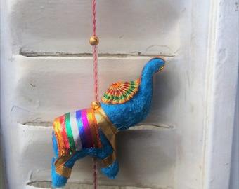 Auspicious elephant Garland!