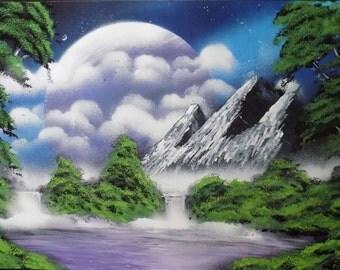 Forgotten Falls