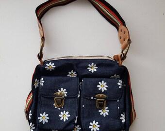 ANNA SUI Small Denim Bag