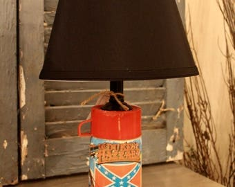 Dukes of Hazzard Lamp