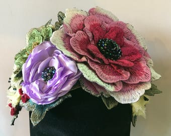 Florentine Fascinator Headpiece